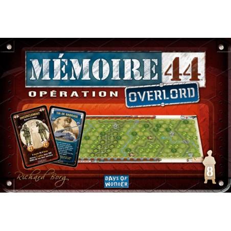opération Overlord pour le jeu Mémoire 44