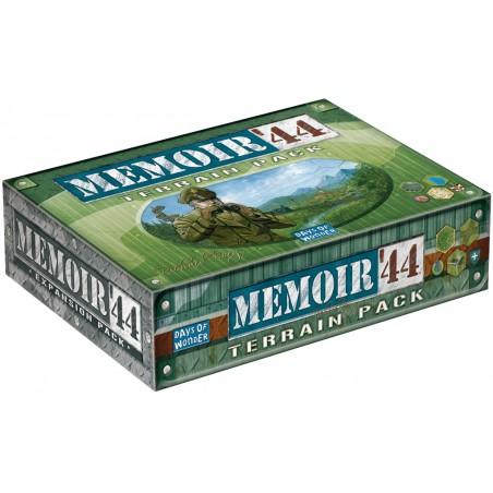 Terrain pack pour le jeu memoire 44