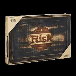 Risk Rustique en bois