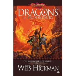 Dragonlance : Dragons des profondeurs le roman