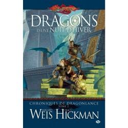 Dragonlance : Dragon d'une Nuit d'Hiver le roman
