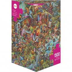 Puzzle 1500 pièces - Fun With Friends