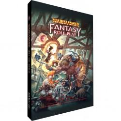 Livre de base Warhammer 4ème édition révisée un jeu Khaos Project