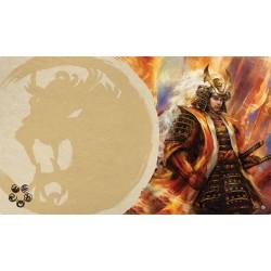 Légende des 5 Anneaux JCE : Playmat Main droite de l'empereur
