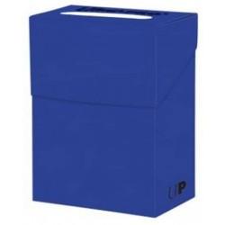 Deck Box - 75 cartes Bleu Pacifique