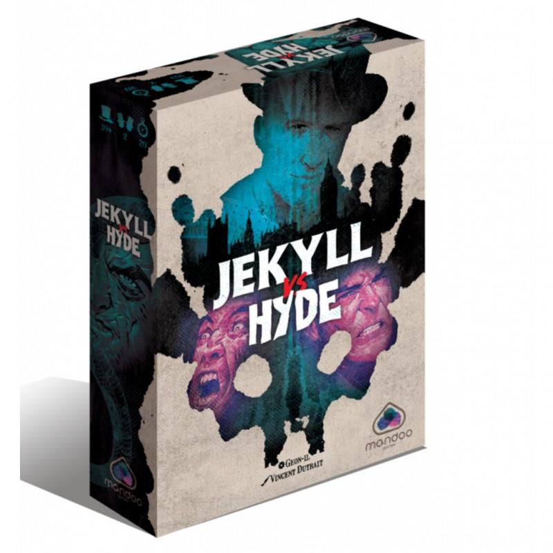 Jekyll vs Hyde, un jeu à deux asymétrique !