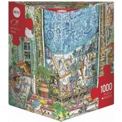 Puzzle 1000 pièces - Artist's Mind