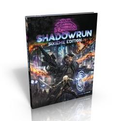 Shadowrun 6ème édition - Livre de base