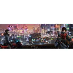 Cyberpunk Red : l'Ecran des données