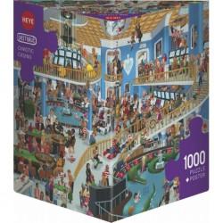 Puzzle 1000 pièces - Chaotic Casino