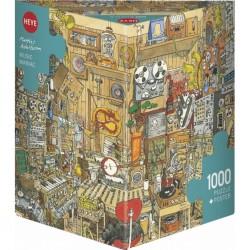 Puzzle 1000 pièces - Music Maniac