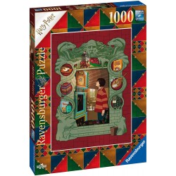 Puzzle 1000 pièces - Harry Potter Weasley