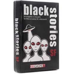 Black Stories - Science Fiction