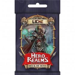 Hero Realms - Deck de boss - Liche