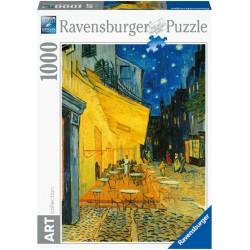Puzzle 1000 pièces - Terrasse de café