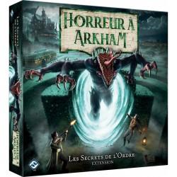 Horreur à Arkham 3eme edition : Les secrets de l'ordre