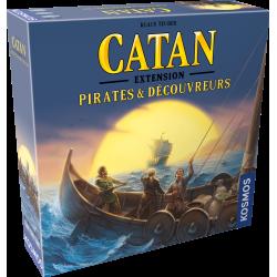 Catane Pirates et Découvreurs un jeu Kosmos