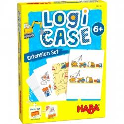 Logicase - Extension Chantier de construction