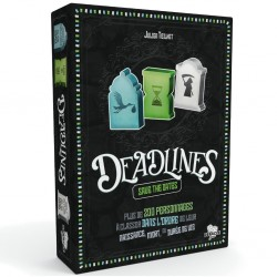 Dealines - Save the Dates
