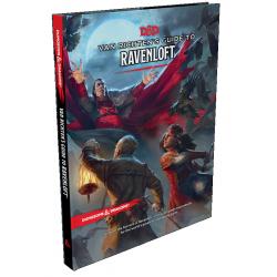 Van Richten's guide to Ravenloft VO