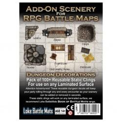 Décors additionnels RPG Battle Maps