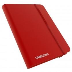 Album 8 Pocket 160 Cards (petit) Red