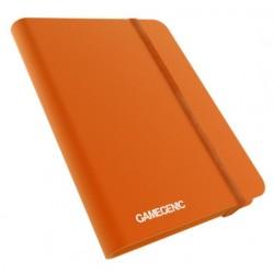 Album 8 Pocket 160 Cards (petit) Orange