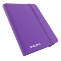 Album 8 Pocket 160 Cards (petit) Purple