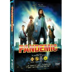 Pandemic - 2ème édition un jeu Z-Man Games