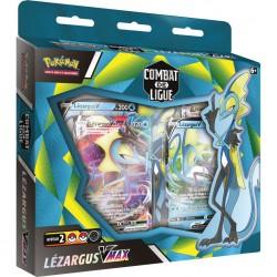 Pokémon : Deck combat de ligue Lézargus-Vmax