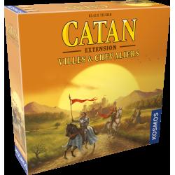 Catan - Villes & chevaliers un jeu Kosmos