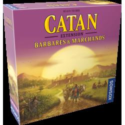 Catan - Barbares & Marchands un jeu Kosmos