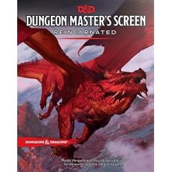 DD5 Dungeon Master's Screen - reincarnated