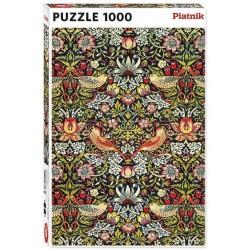 Puzzle 1000 pièces - William Morris - Voleur de fraise
