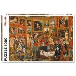 Puzzle 1000 pièces - Zoffany - La tribune des Offices
