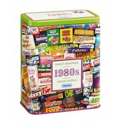 Puzzle 500 pièces - Sweet Memories 1980's