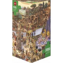 Puzzle 2000 pièces - Fashion Shoot