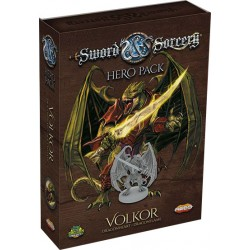 Sword and sorcery - Volkor