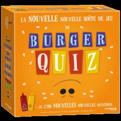 Burger Quiz 2021