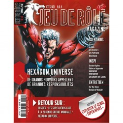 Jeu de rôle magazine 54
