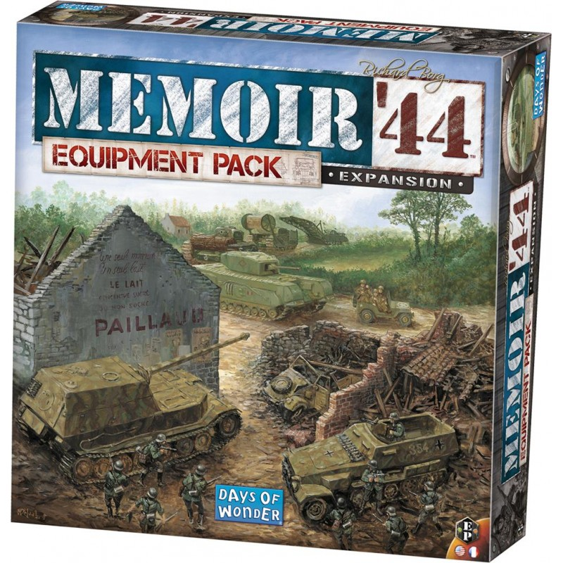 MEMOIRE 44 EQUIPEMENT PACK