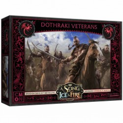 Trône de Fer : Vétérans Dothraki