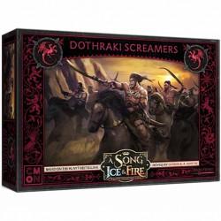 Trône de Fer : Hurleurs Dothraki