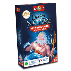 Défis Nature - Mythologie Héros et Dieux