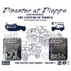 Mémoire 44 : le désastre de Dieppe