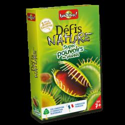 Défis Nature - Supers Pouvoirs des Plantes