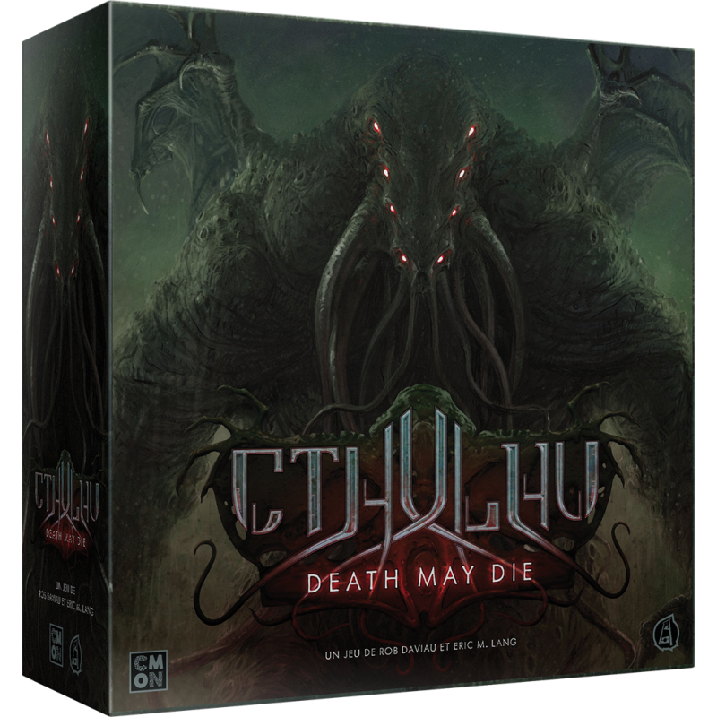 Cthulhu - Death May die un jeu coopératif