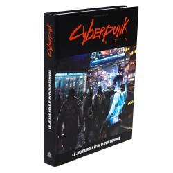 cyberpunk red, le jeu de rôle