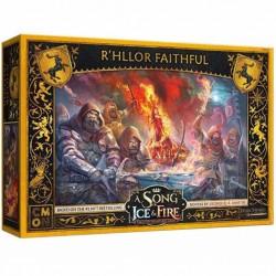 Le trône de Fer : Fidèles de R'hllor