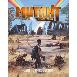 Mutant Year Zero : Livret d'introduction